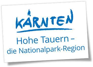 Logo Nationalpark-Region Hohe Tauern in Kärnten