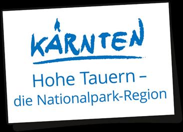 Logo Nationalpark-Region Hohe Tauern in Kärnten